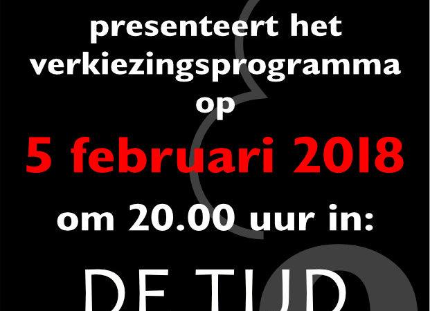 presentatie programma Gewoon Zo