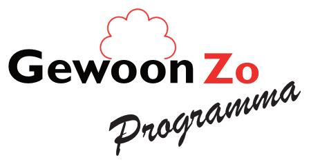 Programma Gewoon Zo