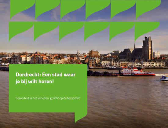 coalitieakkoord gemeente Dordrecht