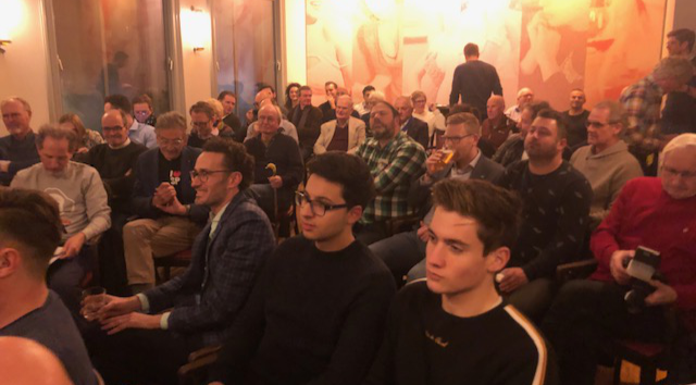 Politiek Cafe Wonen