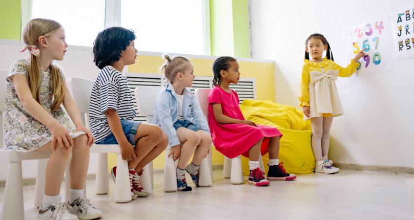 basisschoolkinderen